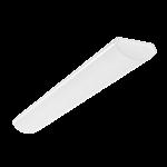 """Светодиодный светильник """"ВАРТОН"""" LUX опаловый накладной 1235*160*65 36 ВТ 3000К V1-U0-00044-20000-2003630"""