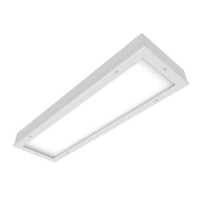 Светодиодный светильник Varton 595х180х55 мм со степенью защиты IP54 V1-C0-00180-10000-5401840 V1-C0-00180-10000-5401840