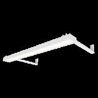 Кронштейн 600 мм для крепления светильника для школьных досок (с набором крепежей) V4-E0-00.0005.SC0-0001