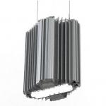 Светодиодный светильник Ledel L-lego 30 диаграмма К15