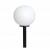 Светильник торшерный Шар SVT-STR-Ball-300-40W-M