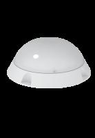"""Светодиодный светильник """"ВАРТОН"""" ЖКХ круг IP65 185*70 мм антивандальный 10 ВТ (диод 0,1Вт) 4000К с микроволновым датчиком 1/10 V1-U0-00005-21S00-6501040"""