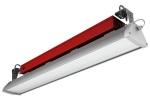 Фото Промышленный светодиодный светильник ВЫСОТА СПО 33 Вт с аварийным блоком за 13 440руб