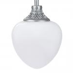 Фото Светильник подвесной GALAD Капля LED-40 LED-40-СПШ/С1 (3700/750/RAL7040/D/0/GEN1) за 13 550руб