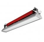 Фото Промышленный светодиодный светильник ВЫСОТА СПО 100 Вт с аварийным блоком за 15 750руб