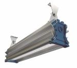 Светодиодный светильник RS Pro 50x1 S5 (КСС Д) 5200L R415x83x76