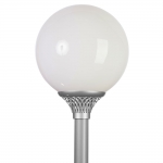 Фото Светильник торшерный GALAD Шар LED-40-СПШ/Т60 (3700/750/RAL7040/D/0/GEN1)  1000483 за 9 988руб