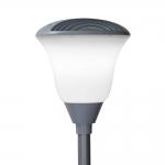 Фото Светильник торшерный GALAD Тюльпан LED-40-СПШ/Т60 (2800/740/RAL7040/D/0/GEN2) 1000469 за 32 062руб