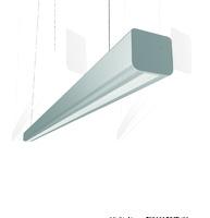 "Светодиодный светильник Mercury LED Mall ""ВАРТОН"" 2026*66*58 мм опал 112W 3000К"
