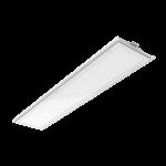 """Светодиодный светильник """"ВАРТОН"""" IP54 для реечных потолков 1325х308х70 мм 36 ВТ 4000К с рассеивателем опал"""