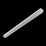 "Светодиодный светильник Mercury LED Mall ""ВАРТОН"" 1170*66*58 мм узкая асимметрия 36W 3000К"
