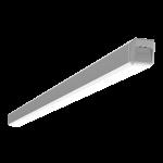 """Светодиодный светильник """"ВАРТОН"""" Q-40 подвесной/накладной 40Вт 912х40х40мм 4000К IP40 с рассеивателем опал, драйвер выносной, с декоративными  проводом 2м в комплекте"""