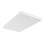 """Светодиодный светильник """"ВАРТОН"""" медицинский 1195*595*55мм с опаловым рассеивателем 72 ВТ 4000К IP54 накладной"""