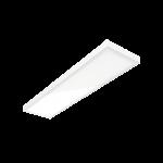 """Светодиодный светильник """"ВАРТОН"""" медицинский 1195*295*55мм с опаловым рассеивателем 36 ВТ 4000К IP54 накладной"""