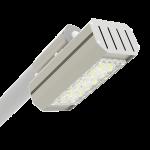 """Светодиодный светильник """"ВАРТОН"""" уличный Uran Mini P 30 Вт крепление на консоль 3000К"""